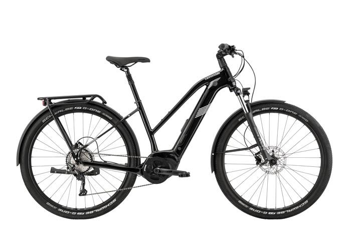 Cannondale Tesoro Neo X 3 Remixte   van Rijn fietsen   Vrouwenakker