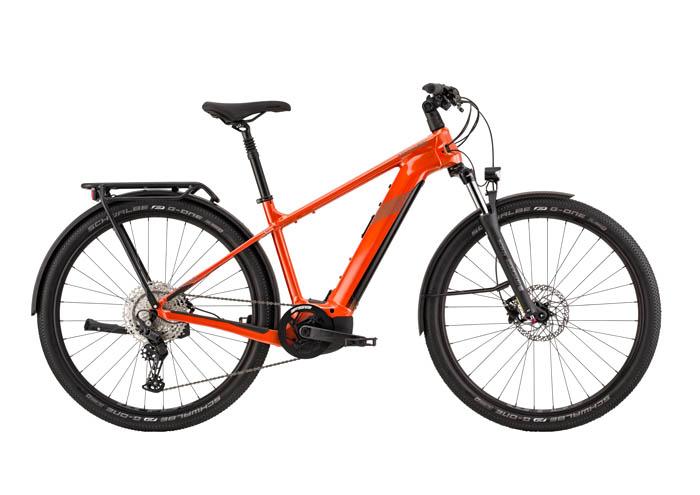 Cannondale Tesoro Neo X2   van Rijn fietsen   Vrouwenakker