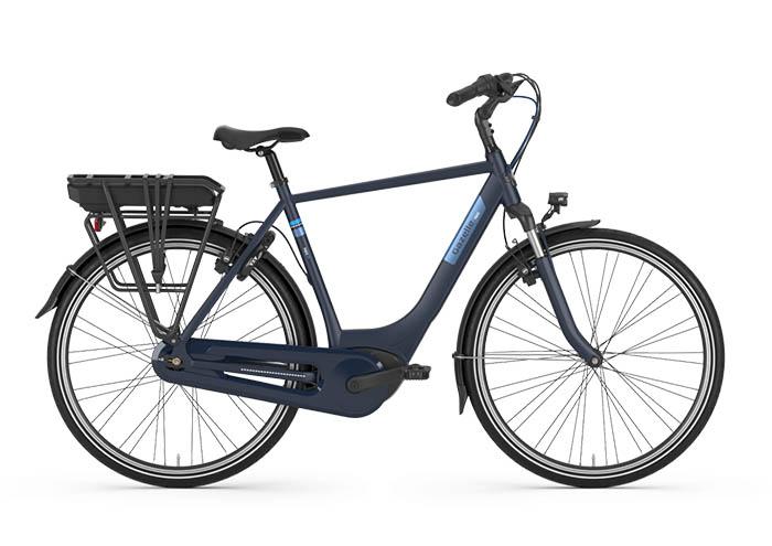 Gazelle Paris C7 HMB   van Rijn fietsen   Vrouwenakker