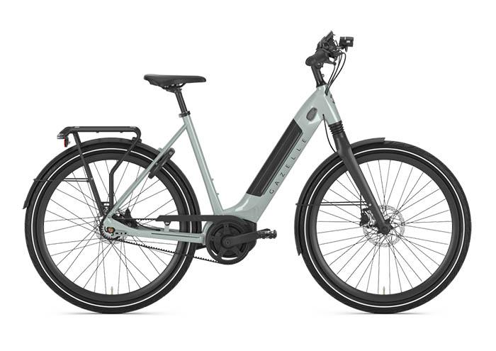 Gazelle Utimate C8+ Belt | van Rijn fietsen | Vrouwenakker