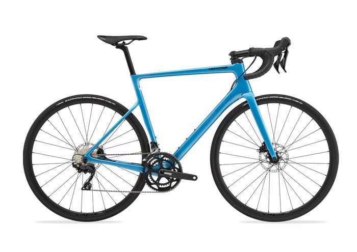 Cannondale Supersix Shimano Ultegra | van Rijn fietsen | Vrouwenakker