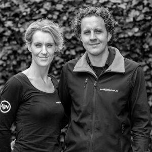 Driekus en Carlijn | van Rijn fietsen | Vrouwenakker