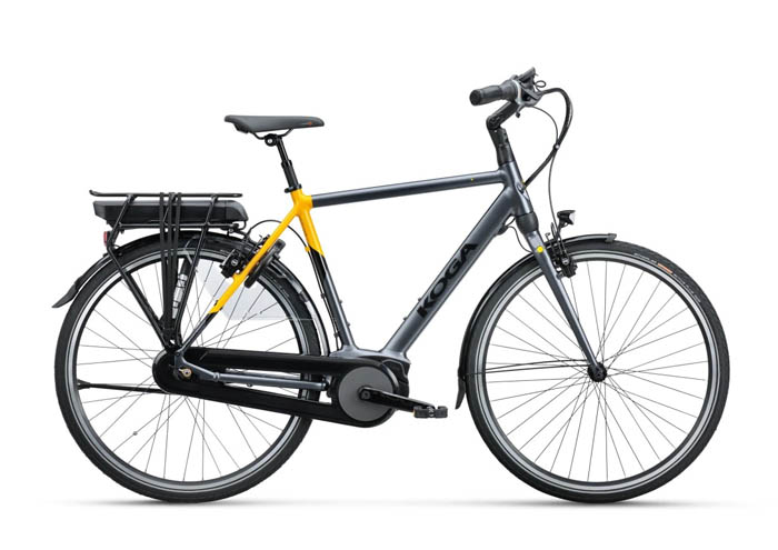 Koga E-Nova 500Wh Diamant   van Rijn fietsen   Vrouwenakker